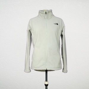 The North Face Grey Fleece Jacket